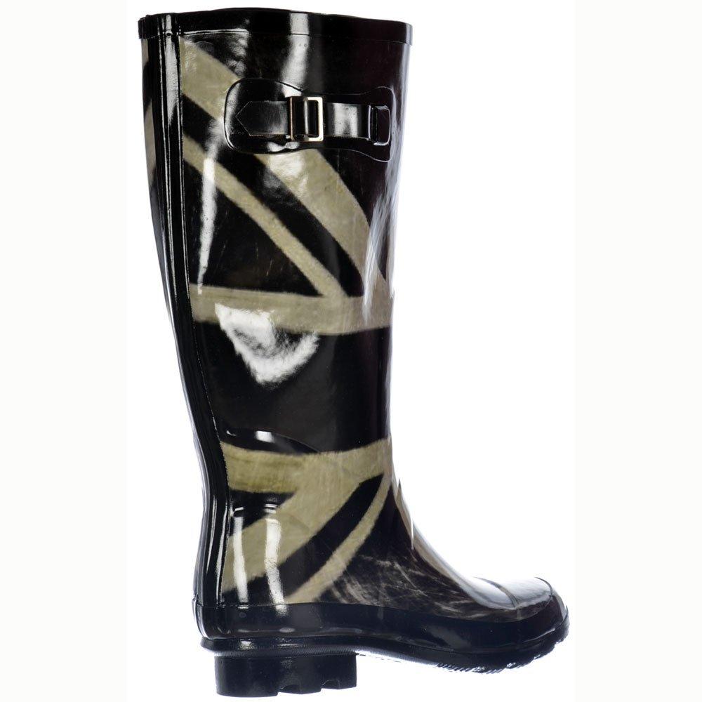 Ladies Wide Fitting Waterproof Shoes
