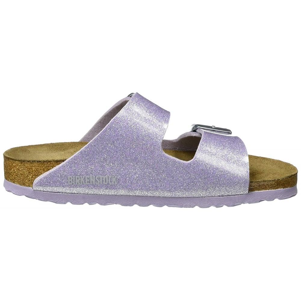 9dc7b96449b4 Arizona Birkoflor Magic Galaxy - Standard Fitting Classic Buckled Two Strap  - Flip Flop Sandal