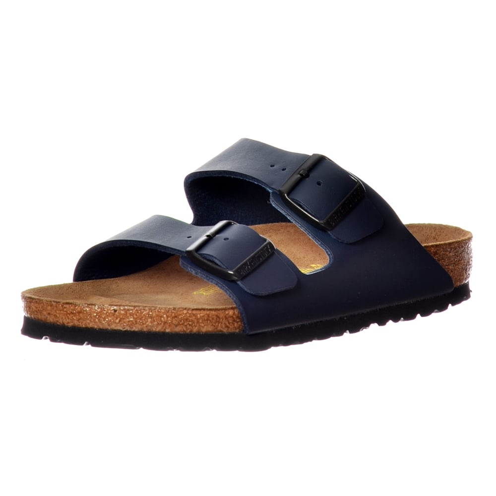 6ce687bad Arizona Birkoflor - Standard Fitting Classic Buckled Two Strap - Flip Flop  Sandal