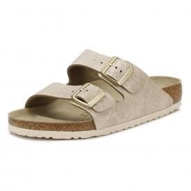 3b31983abbf2 Arizona Suede Leather - VL Washed Metallic - Standard Fitting - Flip Flop  Sandal