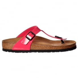 Classic Gizeh BirkoFlor -Standard Fitting Buckled Toe Post Thong Style - Flip Flop Sandal
