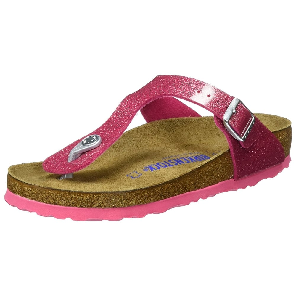 15506d00068e Gizeh Magic Galaxy BirkoFlor -Standard Fitting Buckled Toe Post Thong Style  - Flip Flop Sandal