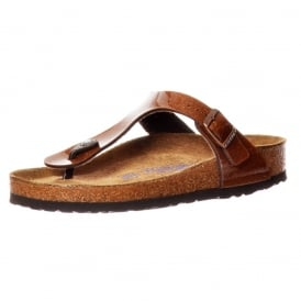 Gizeh Magic Galaxy BirkoFlor -Standard Fitting Buckled Toe Post Thong Style - Flip Flop Sandal