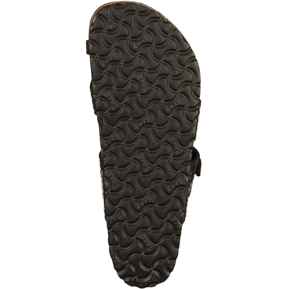 6984167d4e4 Mayari Birko-Flor Metallic Stones Sandal Standard Fit - Toe Loop Slip On  Sandal