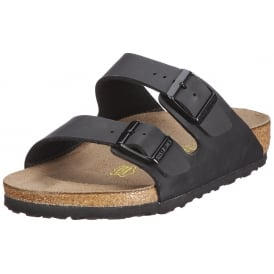 Mens Arizona Birkoflor - Standard Fitting Classic Buckled Two Strap - Flip Flop Sandal