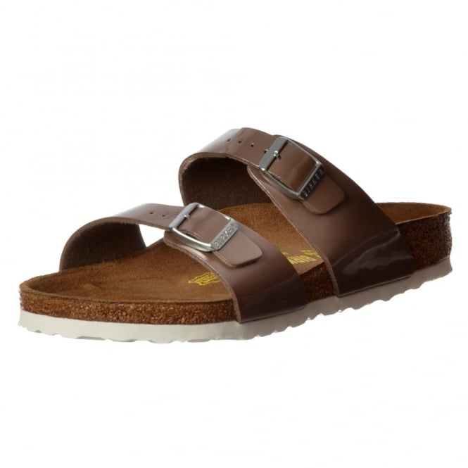 Birkenstock Sydney - Standard Fitting Double Strap Adjustable Buckle - Flip Flop Sandal