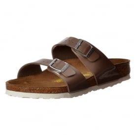 Sydney - Standard Fitting Double Strap Adjustable Buckle - Flip Flop Sandal