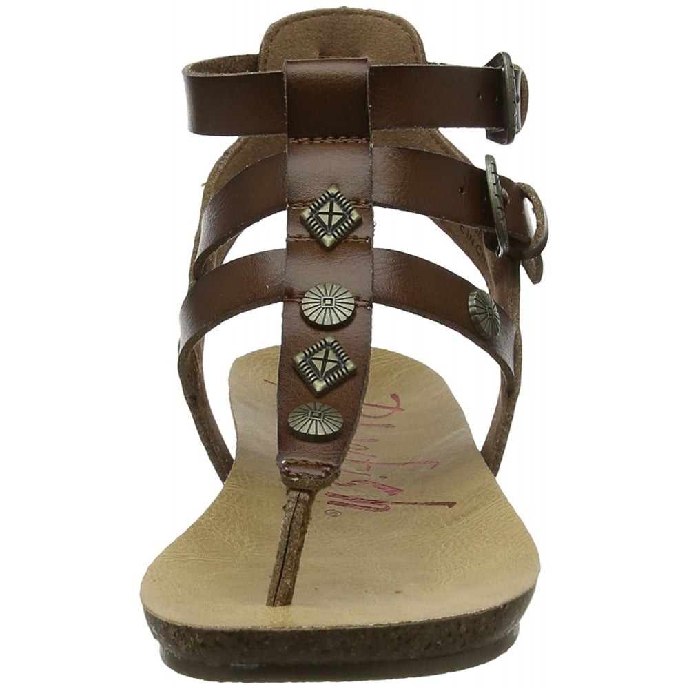 7c91f994b71 Blowfish Glamm Ankle Strap Gladiator Sandals - WOMENS from Onlineshoe UK