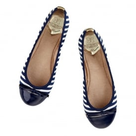 Cara - Folding Ballerina Pumps