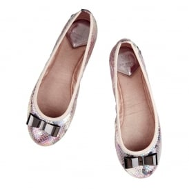 Chloe - Folding Ballerina Pumps