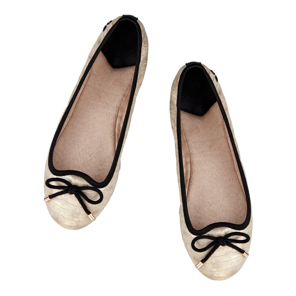 3270e028b14 Francesca - Folding Ballerina Pumps · Butterfly Twists ...