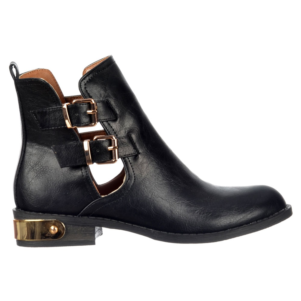 Dolcis Retro Chelsea Ankle Boot - Cut