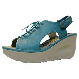 a843237d676a Cream Size  UK4 - EU37 - US6 - AU5 Fly London Sandals