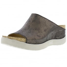 a2a9ce3ae46a Wigg672 Slip On Wedge Mules New In · Fly London ...