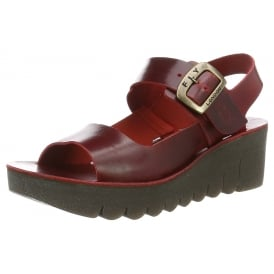 Yail907 Buckled Casual Sandal