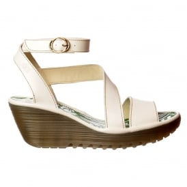 Yesk - Wrap Around Ankle Strap Summer Sandal