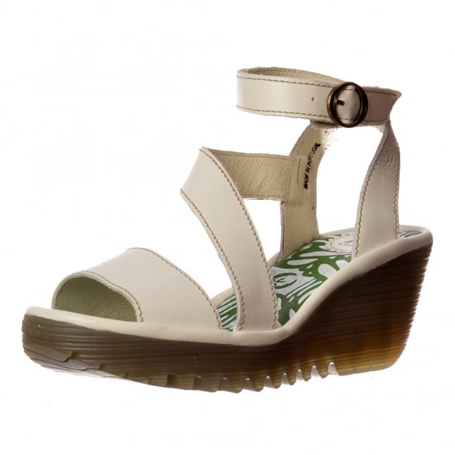 Fly London Yesk - Wrap Around Ankle Strap Summer Sandal