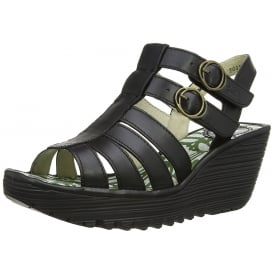 Ygor - Sling Back Summer Wedge Sandal