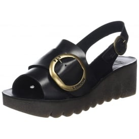 Yidi190 Open Toe Sling Back Sandal