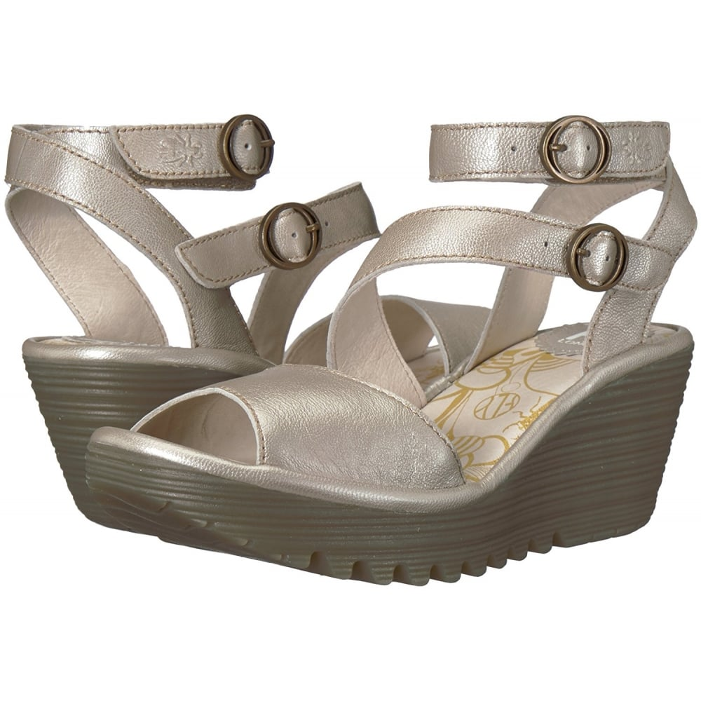 1a98f4b9a4e Fly London Yisk837 Strappy Sandal - WOMENS from Onlineshoe UK