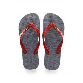 805233f83 Brasil Logo Flat Flip Flops