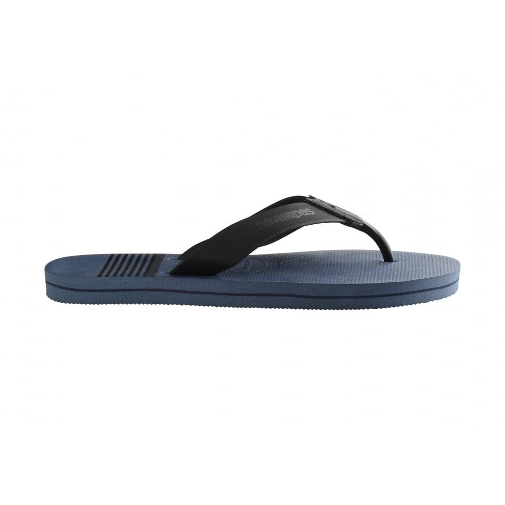 7b56b73c5 Havaianas Mens Boys Urban Craft Flat Flip Flops - Beige - MENS from ...