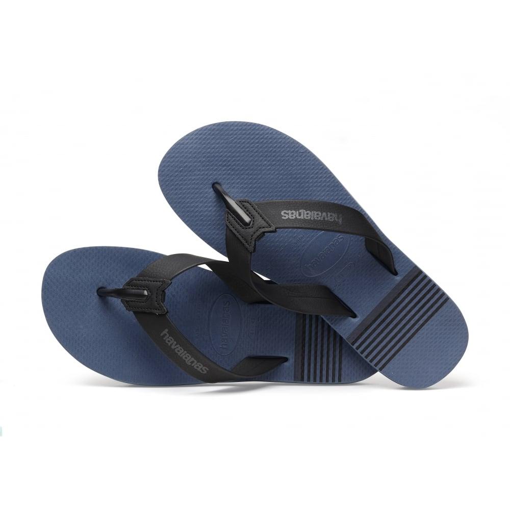 3017a16cc8c9 Havaianas Mens Boys Urban Craft Flat Flip Flops - Beige - MENS from ...