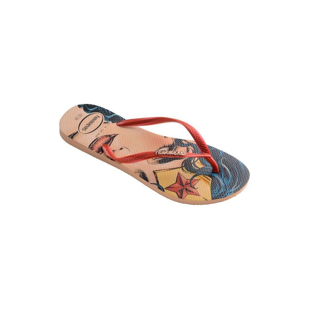 2689de19ee58 Havaianas Slim Heroinas Flat Flip Flop - WOMENS from Onlineshoe UK