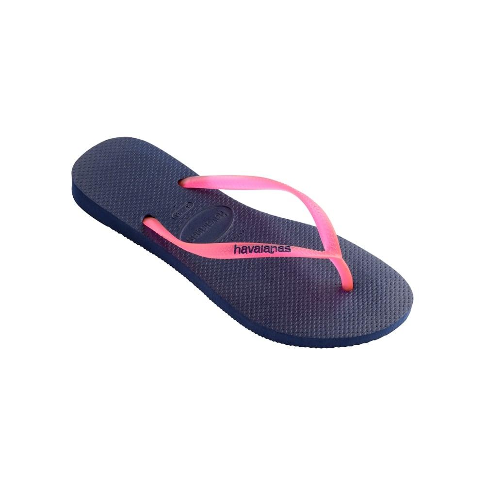 Havaianas Slim Logo Pop-Up Flat Flip