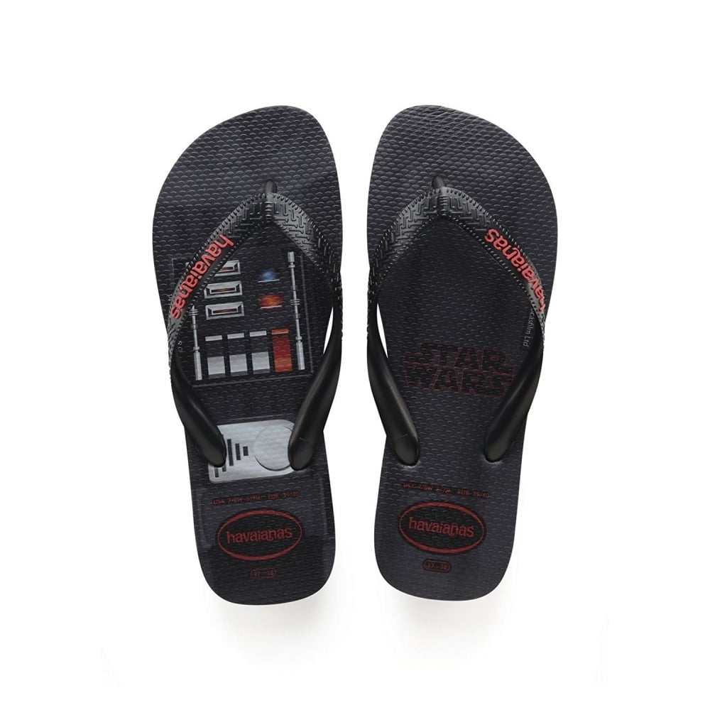 be1acfe1ae3ce1 Havaianas STAR WARS FLIP FLOPS - MENS from Onlineshoe UK