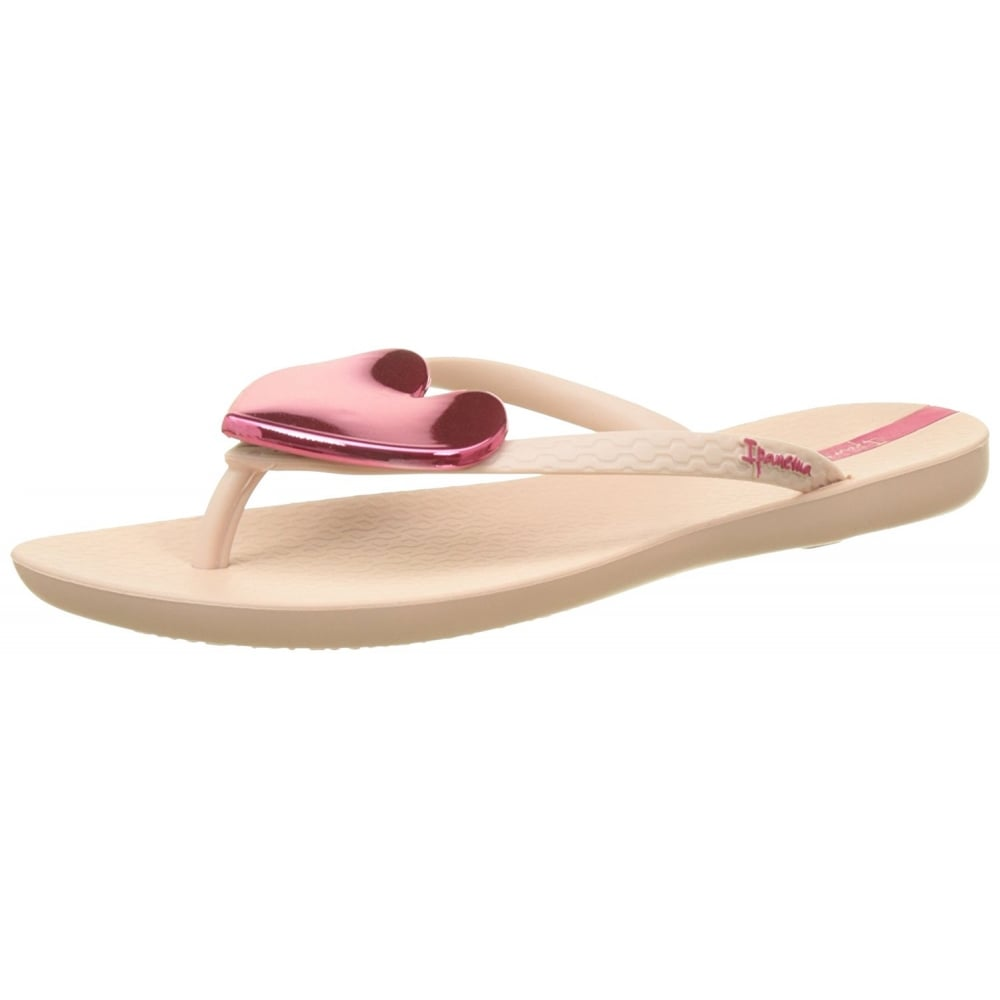 088430f47268 Ipanema Wave Heart Flip-Flop - WOMENS from Onlineshoe UK