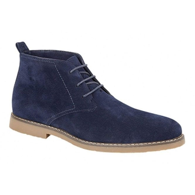 Mens Lace Up Desert Boots