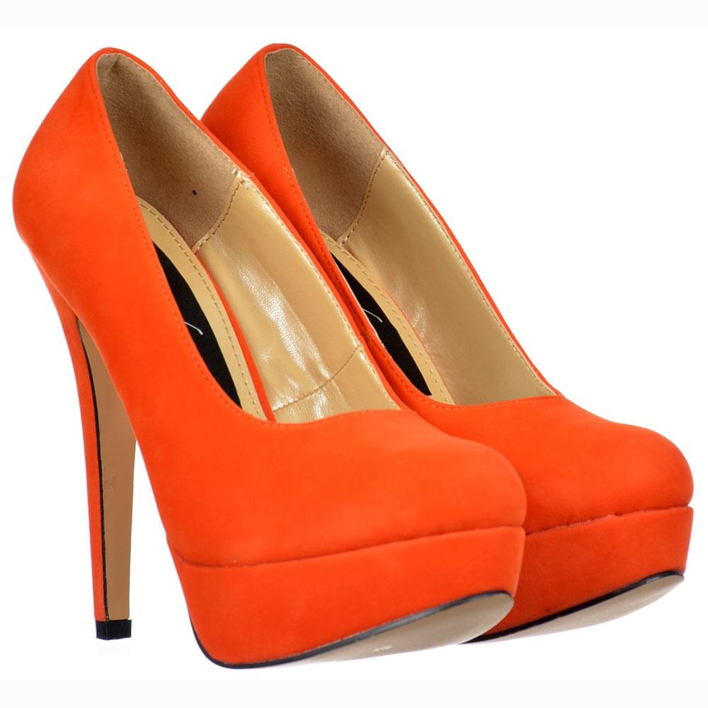 Burnt Orange Wedding Shoes Uk