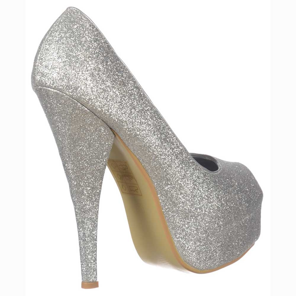 Find great deals on eBay for silver high heel shoes. Shop with confidence.