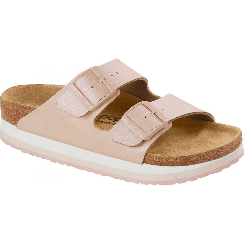 Icy Metallic Sandal