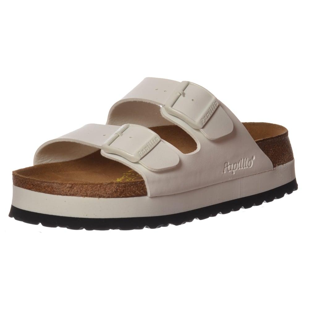 8b7798a065c Papillio by Birkenstock Arizona Wedge Platform - Standard Fitting Flip Flop  Sandal