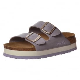 Papillio by Birkenstock Arizona Wedge Platform - Standard Fitting Flip Flop Sandal
