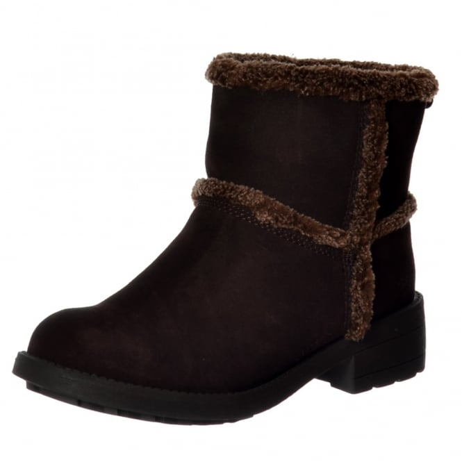 Rocket Dog Thurston Faux Fur Lined Winter Ankle Boot