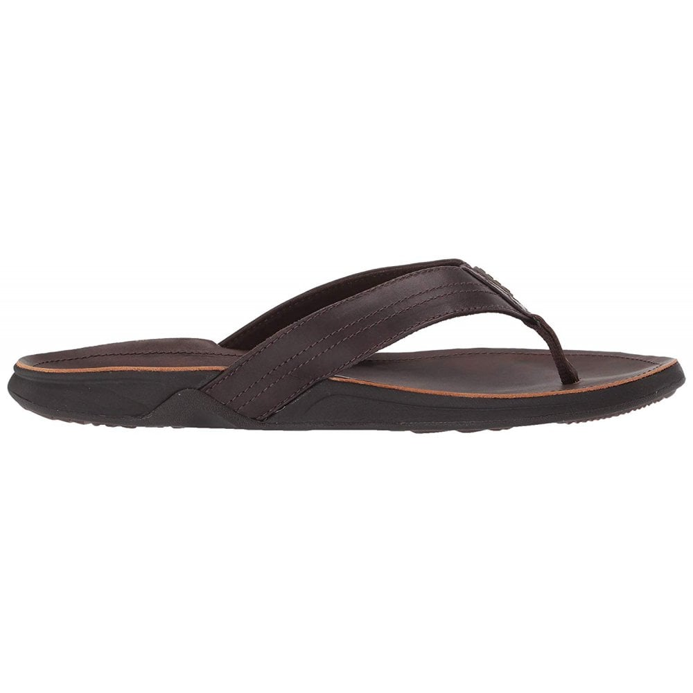 8a6292b9a Reef Mens J-BAY III Leather Flip Flop - MENS from Onlineshoe UK