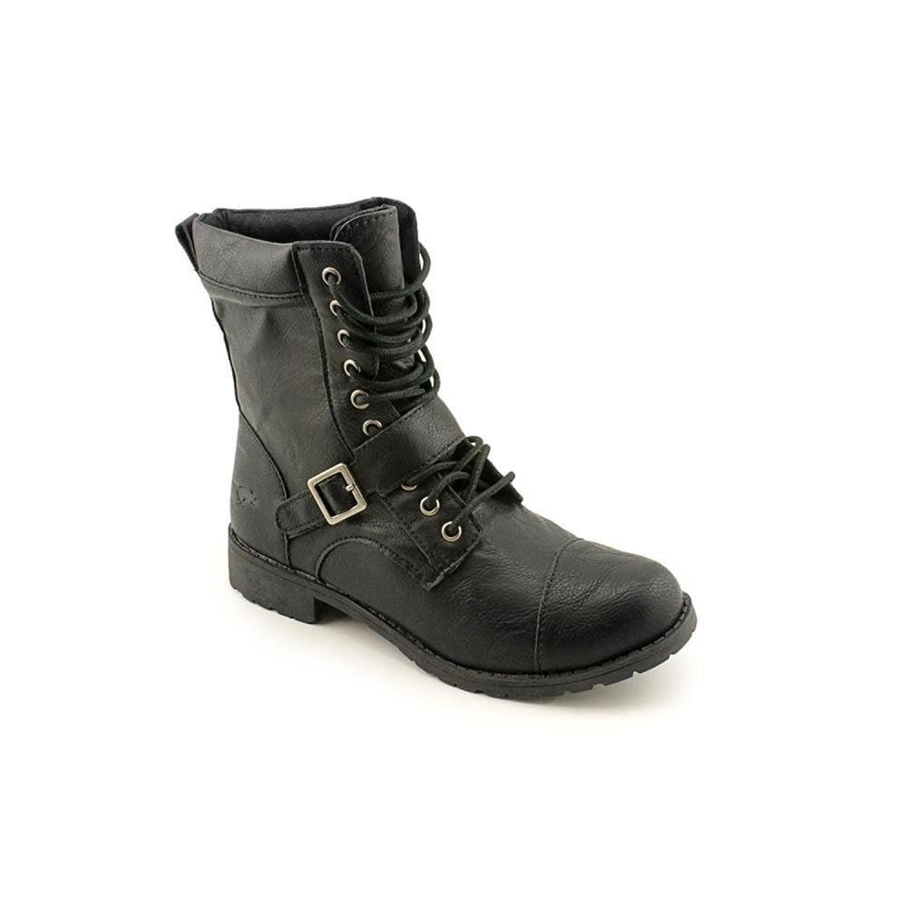 black lace up ankle boots uk