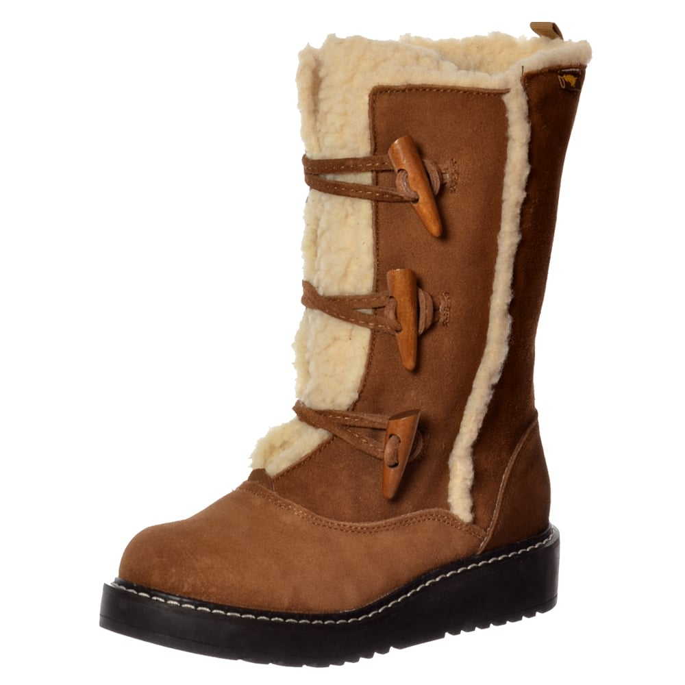 4f8653a21 Rocket Dog Blazer Lace Up Warm Lined Winter Boot - WOMENS from ...