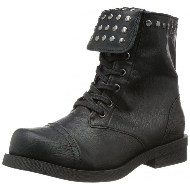 Rocket Dog Brutus Studded Ankle Boots