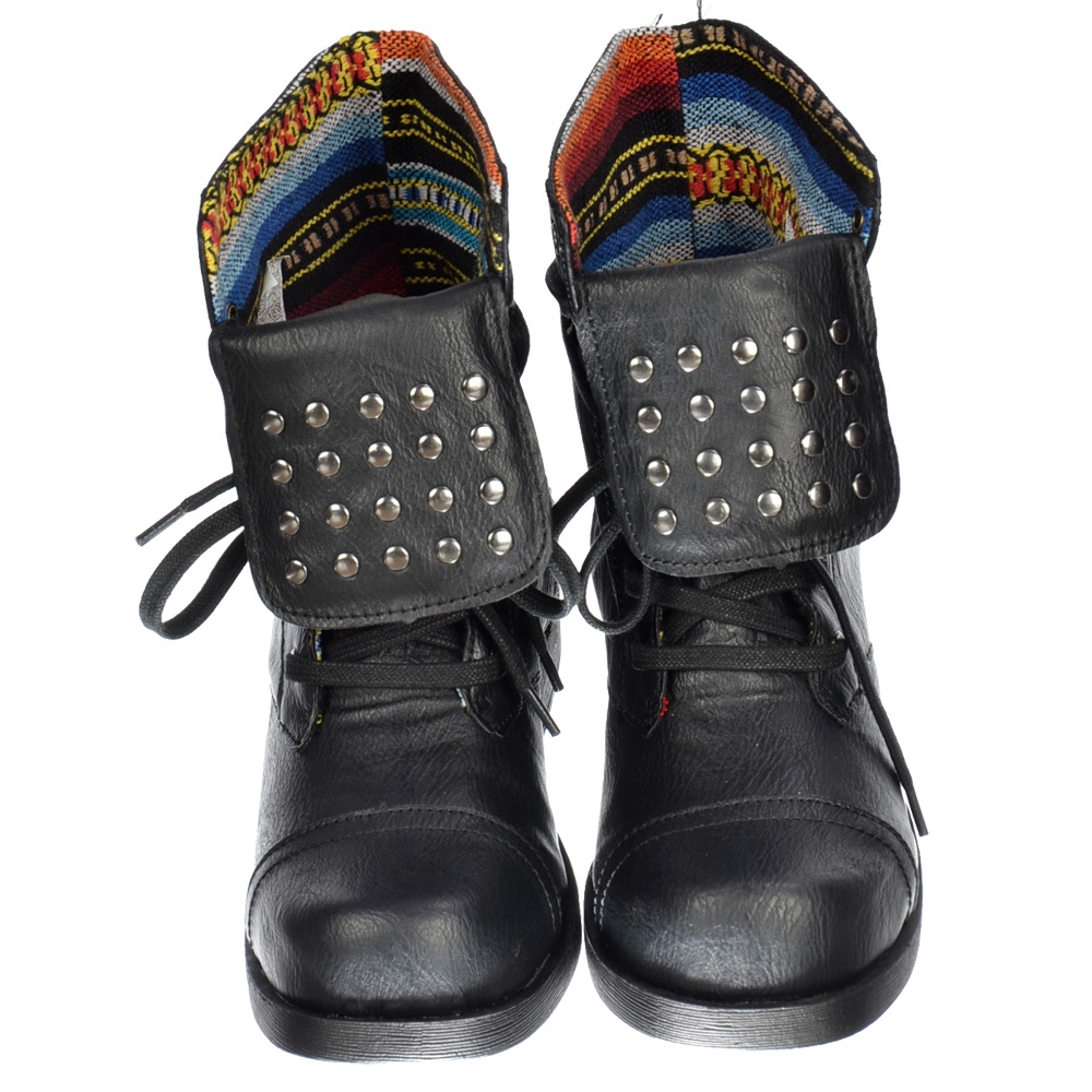 Rocket Dog Brutus Studded Ankle Boots - WOMENS from Onlineshoe UK 964dee42fd