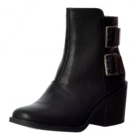 Dundee Ankle Boots - Double Buckle