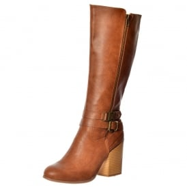 Hewitt Knee High Tall Riding Boot