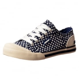 a1524ad183c3 Jazzin - Canvass Flat Lace Up Deck Shoes
