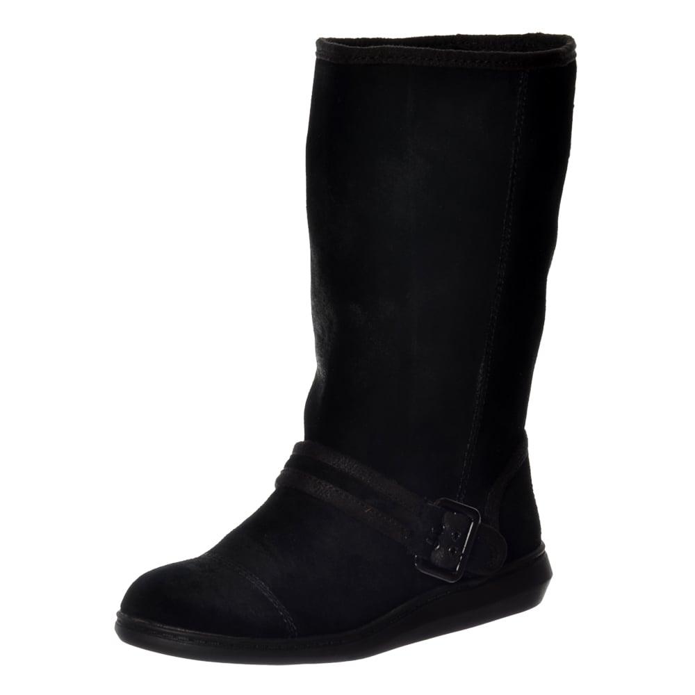 Mendy Flat Warm Fleece Lined Winter Boot