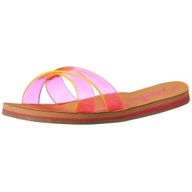 Pascal Slip on Flat Summer Flip Flop Jelly Sandal