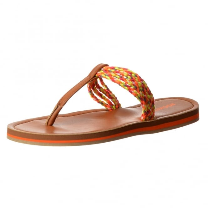 Rocket Dog Playa - Braided Patterned Flat Flip Flop