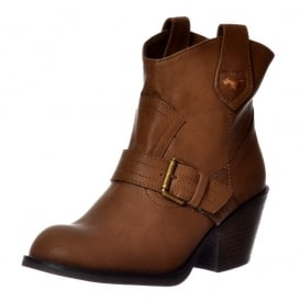 Rocket Dog Ruben Cowboy Ankle Boot